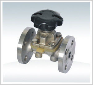 China Yan Style Flanged Globe Valve Rubber Lined Flanged Rating 150LBS supplier