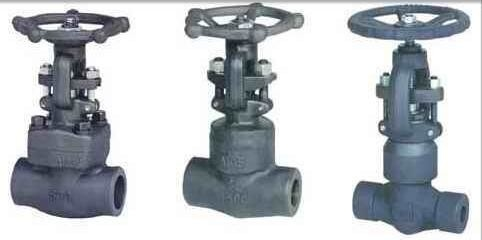 "China Screwed End Stainless Steel Globe Valve UK 1/2"" Under 150lbs ~ 800lbs Pressure supplier"