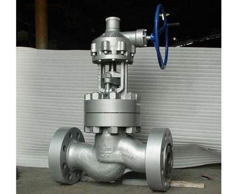 "China 16"" - 300 RF CS body Flanged Globe valve 410-SS Trim (API #8) GO. API-600 ASME B16.34. supplier"