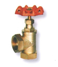 "China Screwed Size Dn50 Pn25 Copper Globe Valve With Femle Screwed Ends 1/4"" - 2"" supplier"