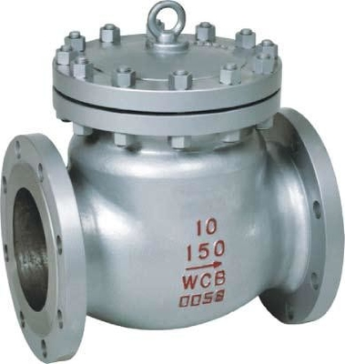 China Non Return Stainless Steel Check Valve , Quiet Hydraulic Check Valve supplier