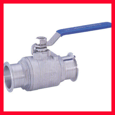 China Wafer Type 2 Inch Float Valve , Full Bore And Reduced Copper Ball Float Valve supplier