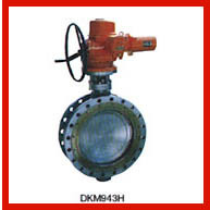 Food Grade Exhaust Butterfly Valves Wafer Type DN50 ~DN3000 Size