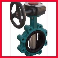 China Threaded Electric Actuated Butterfly Valve For Water Treatment DN50 ~DN3000 supplier