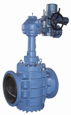 China Double Block and Bleed Plug Valve For Oil With Bolted Bonnet Resilient Seal supplier