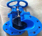 C509 C515 FL MJ FLxMJ Resilient Gate Valve , awwa gate valve NRS or OS&Y