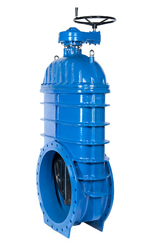 Dinf4 Pn10 Nbr Resilient Seated Gate Valve Spindle