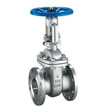 ASTM A216 GR WCB CS Cast Steel Gate Valve With Wedge Gate