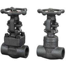 AISI 316 L Forged Steel Gate Valve / Eco Friendly Os Y Gate Valve 2500lbs