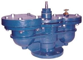 ASME B16.34 ASTM A935 Air Release Valve / Trifunctional Suction Valve 4 ""