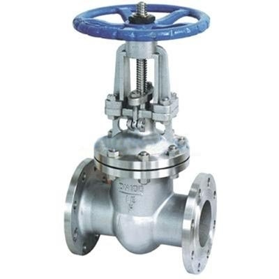 Through Conduit Resilient Seated Gate Valve Flow Control Rigid Round Body