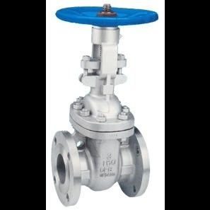 Manual Resilient Seated Gate Valve For Chemical , Shipping , Energy Sources