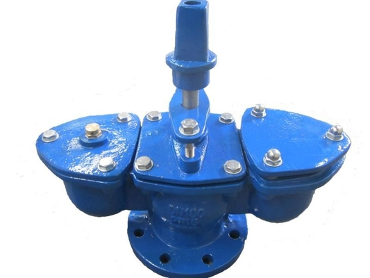 1 Inch Pneumatic Quick Release Valve , Vent O Mat Air Pressure Release Valve