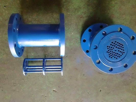 Y Type Industrial Water Strainers , Stainless Steel Suction Strainer