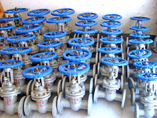China High Pressure Cast Steel Gate Valve With Butt Welding End ANSI/ASME B16.25 factory