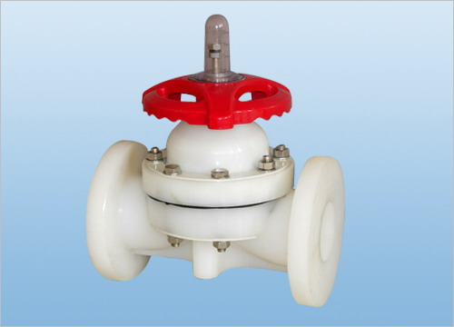 Yan Style Flanged Globe Valve Rubber Lined Flanged Rating 150LBS